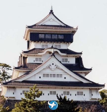 日本福冈县北九州小仓城