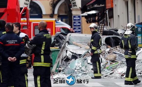 法国巴黎市中心爆炸事件遇难人数升至4人,暂无中国公民伤亡消息