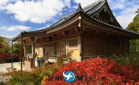 日本神户镝射寺