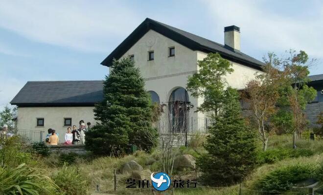 日本神户六甲山田园别墅