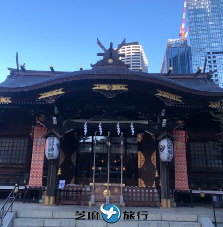 日本琦玉川越熊野神社