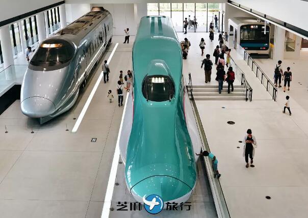 日本琦玉铁道博物馆