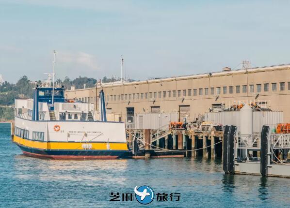 美国旧金山内河码头