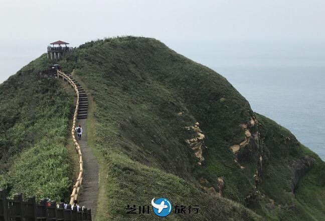 台湾鼻头角步道