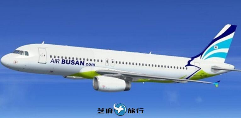 韩国釜山航空11月开通韩国仁川至台湾高雄航线