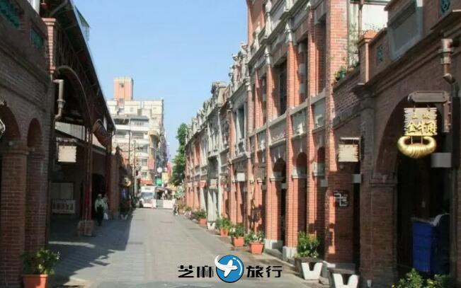 台湾祇堂老街