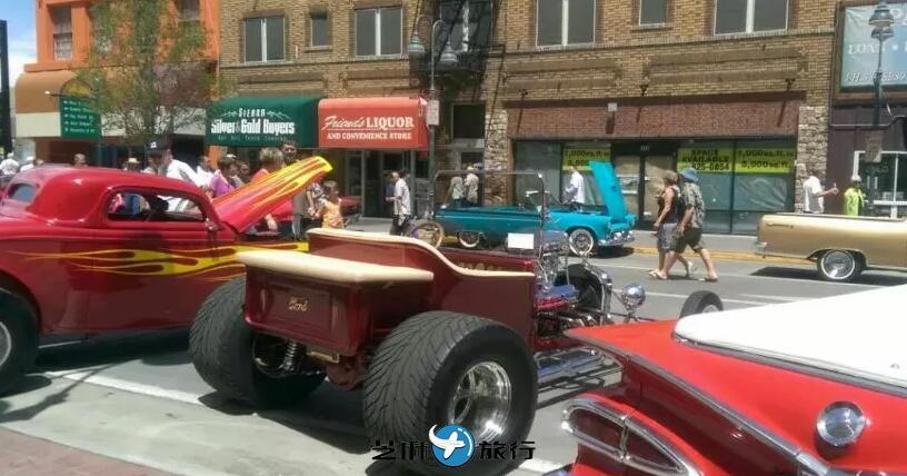 美国名车展览