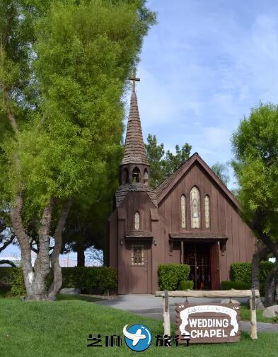 美国维加斯婚礼教堂