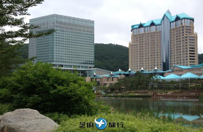 韩国江原乐园娱乐场