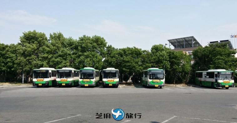 韩国善山市外客运站