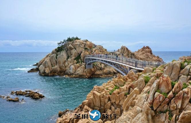 韩国大王岩公园