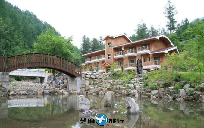 韩国国立德裕山自然休养林