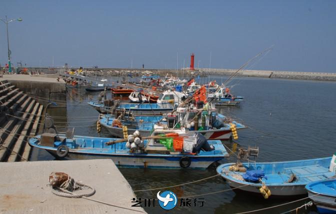 韩国武昌浦渔业体验村