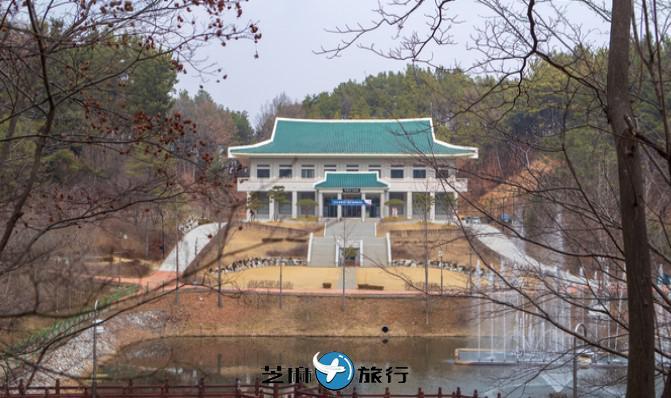 韩国青南台