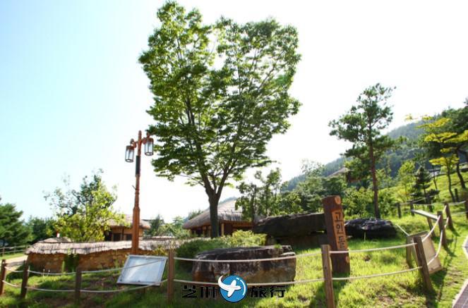 韩国文义文化财园地