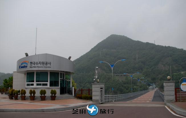 韩国大清坝