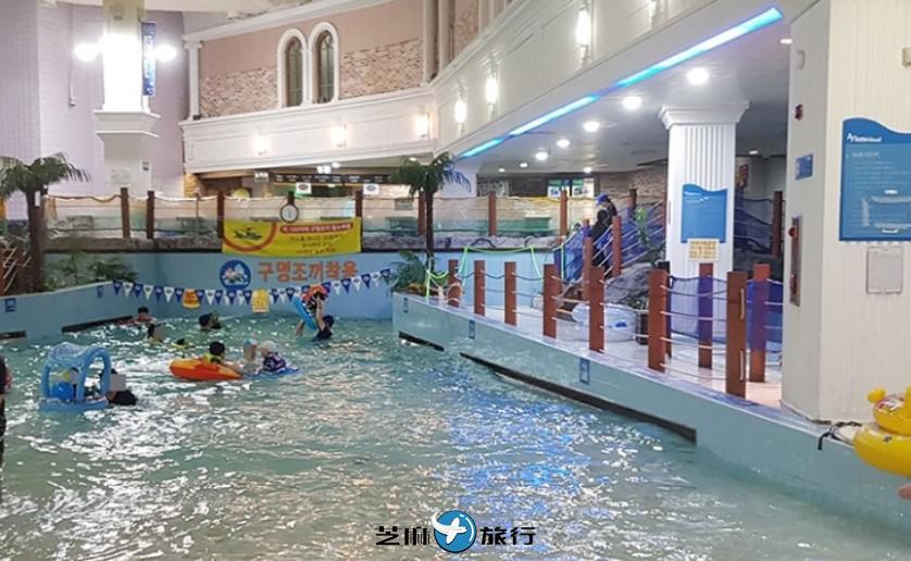 韩国安阳水上世界