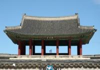 韩国练武台(东将台)