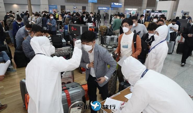韩国企业逾千人走快捷通道赴中国复工