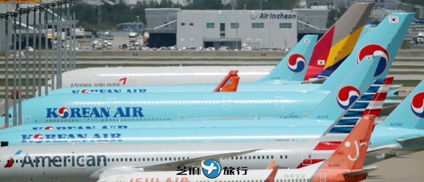 韩国航空业界期待赴中国航班恢复正常
