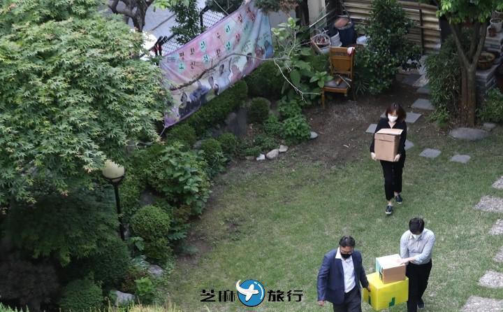 遭搜查韩国慰安妇养老院长被发现死于家中