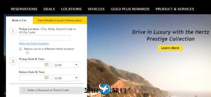 境外租车指南:一篇教你境外租车网怎么挑,车型怎么选