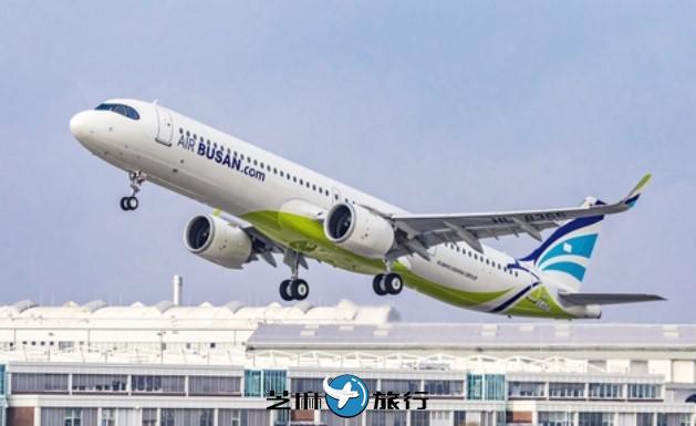 韩国釜山航空下月重启釜山至青岛航线