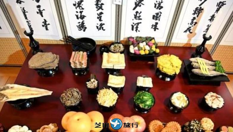 韩国中秋祭品同比涨5.3% 置办费平均费用为27.4768万韩元