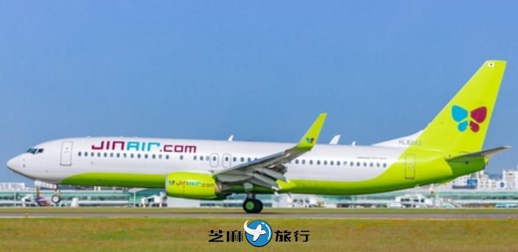 韩国真航空将安排仁川至青岛临时航班