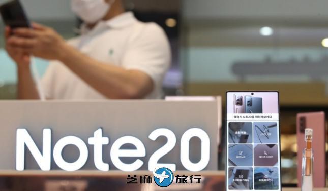 韩国三星智能手机第三季全球市占率22%重夺冠军