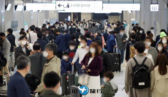韩国内航线3月客运量超过疫情前水平