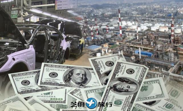 韩国6月国际收支经常项目顺差88.5亿美元