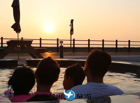 韩国毛矿物温泉