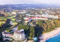 韩国济州岛旅游 韩国济州西归浦市中文∙穑达海水浴场